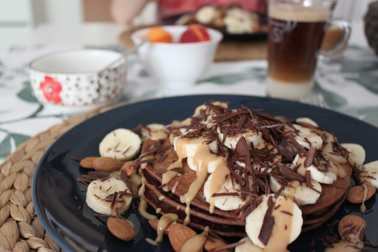 Chocolate-Pancakes