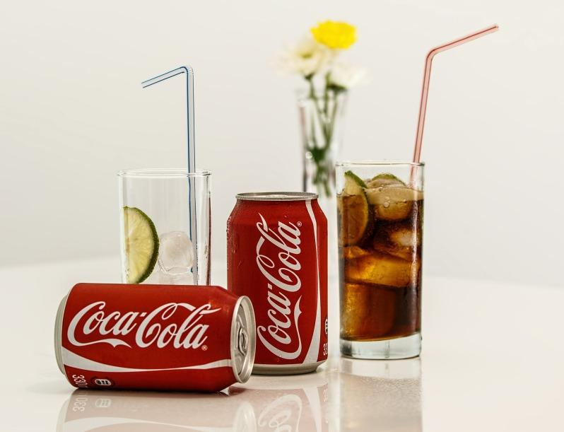 Cola-softdrink