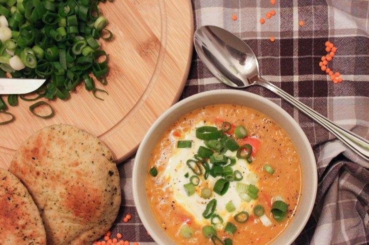 Indisches-Linsen-Curry