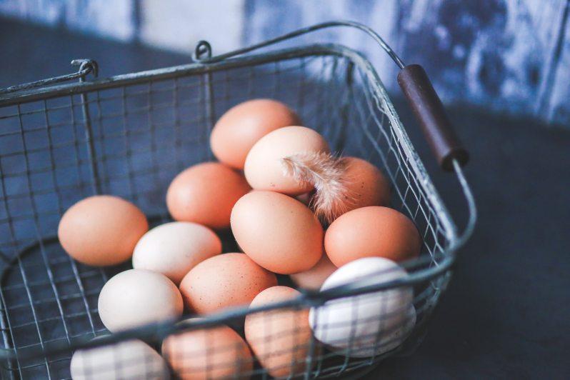 protein-eier